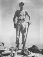 Jack Weigand  Mt. Hood 1944