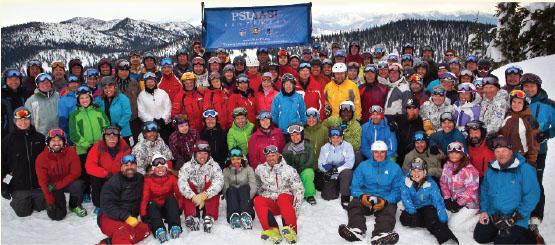 Divisional Academy @ Bluewood Ski Resort | Dayton | Washington | United States